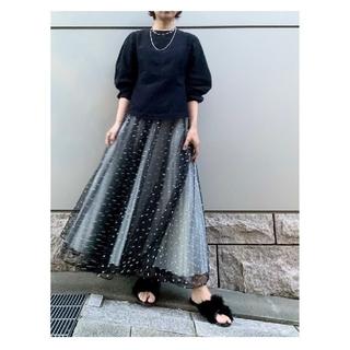 Drawer - SHE Tokyo Nicole ブラウス ブラック 0