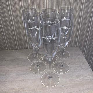 モエエシャンドン(MOËT & CHANDON)のMoët & Chandon グラス6脚(グラス/カップ)