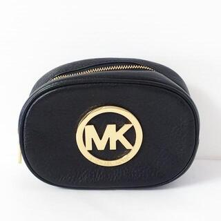 Michael Kors - マイケルコース - 35S2GFTM1L 黒 レザー