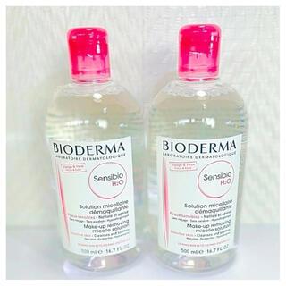 BIODERMA - ビオデルマ サンシビオ H20  500mL  2個