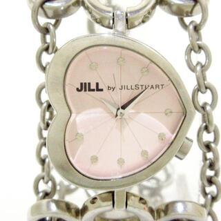 ジルバイジルスチュアート(JILL by JILLSTUART)のジルスチュアート - VC01-5010 レディース(腕時計)
