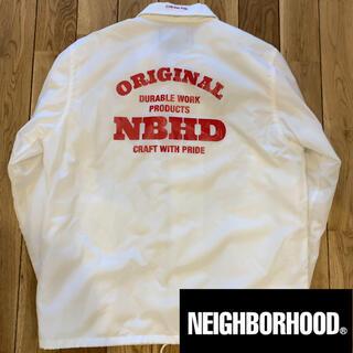 NEIGHBORHOOD - ネイバーフッド  neighborhood ナイロン コーチジャケット