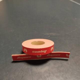 バタフライ(BUTTERFLY)の12mm50cmディグニクスバタフライ卓球サイドテープ(卓球)