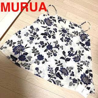MURUA - 新品 MURURA キャミソール