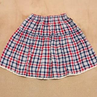 ベルメゾン - 560円☆  150、ベルメゾンのインナーパンツ付きスカート!