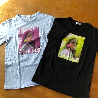 JENNI - SISTER JENNI Tシャツ2枚組 150cm