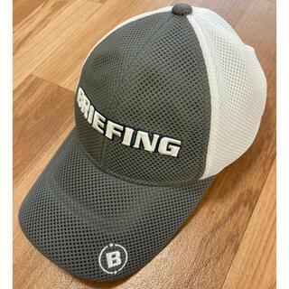BRIEFING - BRIEFING  ブリーフィング ゴルフ キャップ 帽子 ゴルフ 美品