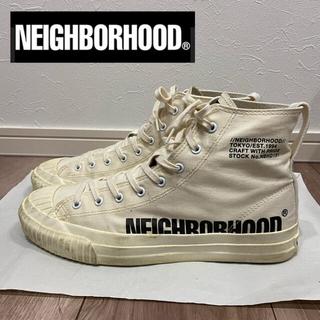 NEIGHBORHOOD - neighborhood/スニーカー/26.5cm/19ss/おまけ付‼️