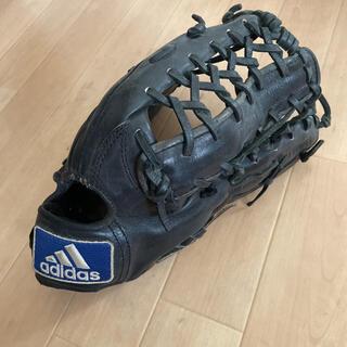 アディダス(adidas)のアディダス グローブ❗️軟式大人用 外野手(グローブ)