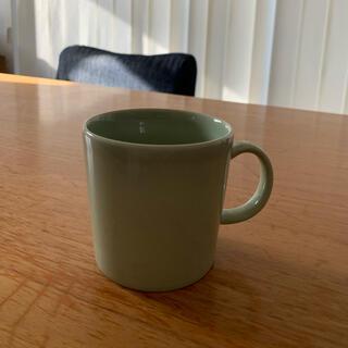 イッタラ(iittala)のittala  TEEMA マグカップ 薄いグリーン(グラス/カップ)