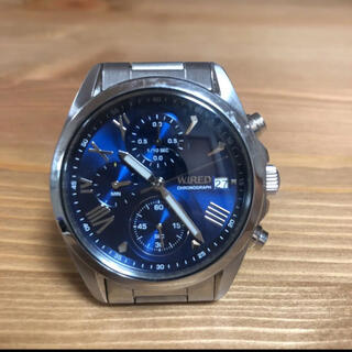 SEIKO - SEIKO WIRED 腕時計