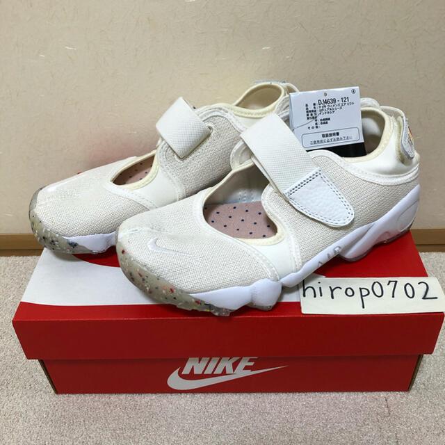 NIKE(ナイキ)のナイキ エア リフト NIKE WMNS AIR RIFT 23.0cm レディースの靴/シューズ(スニーカー)の商品写真
