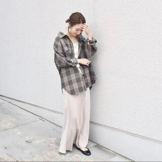 シップスフォーウィメン(SHIPS for women)のSHIPS for women    チェックシャツジャケット シャケット(シャツ/ブラウス(長袖/七分))