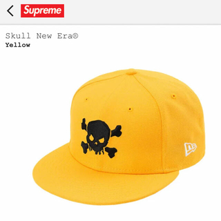 Supreme - Supreme Skull New Era シュプリーム スカル ニューエラ