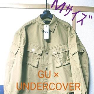 UNDERCOVER - 【未開封】新品 アンダーカバー gu ミリタリー ジャケット M ベージュ