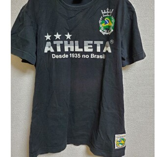 アスレタ(ATHLETA)の【ATHLETA】アスレタ CAFE DO BRASIL ビッグロゴ半袖Tシャツ(Tシャツ/カットソー(半袖/袖なし))
