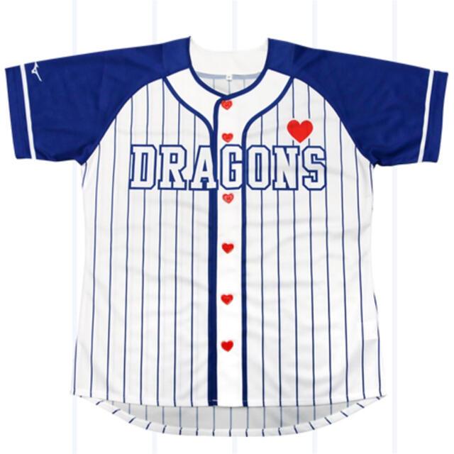 MIZUNO(ミズノ)の2021 ドラ恋ユニフォーム スポーツ/アウトドアの野球(応援グッズ)の商品写真