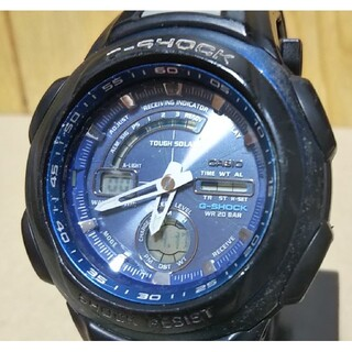 G-SHOCK - CASIO G-SHOCK GW-1310J 電波 ソーラー アナデジ 腕時計