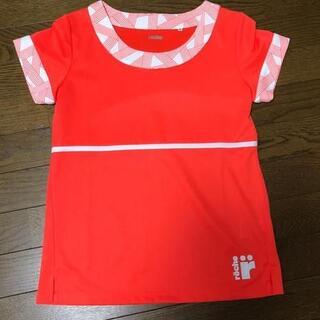 FILA - 美品 roche ローチェ レディース テニスウェアー オレンジ M
