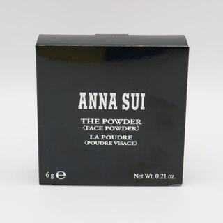 ANNA SUI - アナスイ ザ パウダー 6g 未使用品