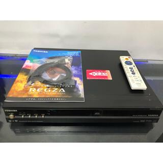 トウシバ(東芝)の東芝 DVD HDDレコーダーTOSHIBA VARDIA RD-E301中古品(DVDレコーダー)