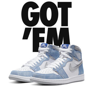 NIKE - NIKE AIR JORDAN 1 RETRO HIGH OG 26.5