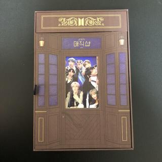 BTS Magic SHOP DVD ソウル 釜山 日本語字幕あり