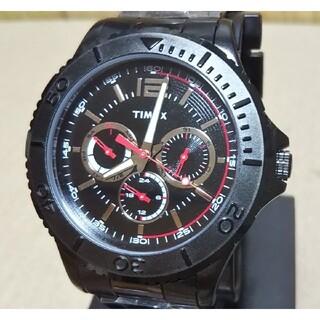 タイメックス(TIMEX)のTIMEX TW2P87700 TAFT STREET クオーツ 腕時計 メンズ(腕時計(アナログ))