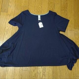 エルビーシー(Lbc)のお値下げ《新品》LbcネイビーTシャツ(Tシャツ(半袖/袖なし))