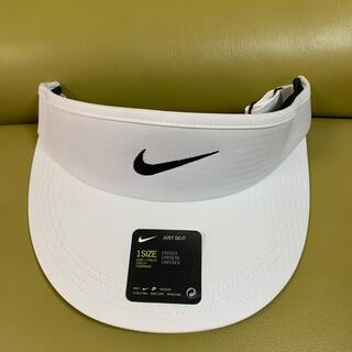 ナイキ(NIKE)のナイキ ゴルフバイザーNIKE メンズ ユニセックス スポーツ ゴルフ 帽子(サンバイザー)