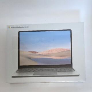 Microsoft - THH-00020 Surface Laptop Go i5/8/128 プラチ