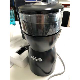 デロンギ(DeLonghi)のデロンギ(DeLonghi)  カッター式コーヒーグラインダー KG40J(電動式コーヒーミル)