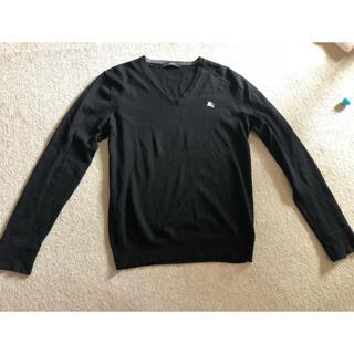 バーバリーブラックレーベル(BURBERRY BLACK LABEL)のBurberryブラックレーベル セーター サイズ2(ニット/セーター)