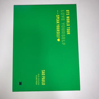 防弾少年団(BTS) - BTS SYS サンパウロ DVD 日本語字幕付き