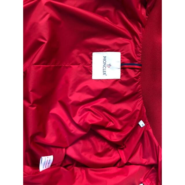 MONCLER(モンクレール)のMONCLER  モンクレール ナイロンジャケット 3 メンズのジャケット/アウター(ナイロンジャケット)の商品写真