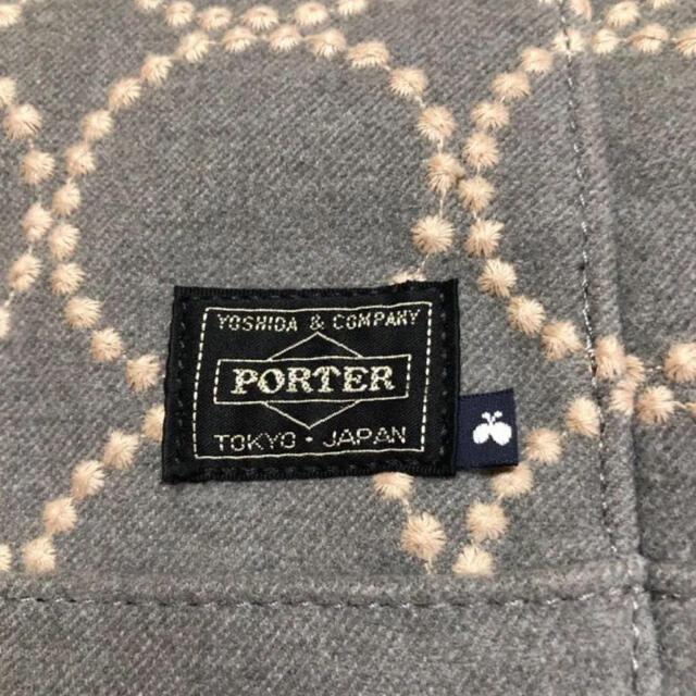 mina perhonen(ミナペルホネン)の新品★ミナペルホネン  ポーター トートバッグ dop タンバリン  レディースのバッグ(トートバッグ)の商品写真
