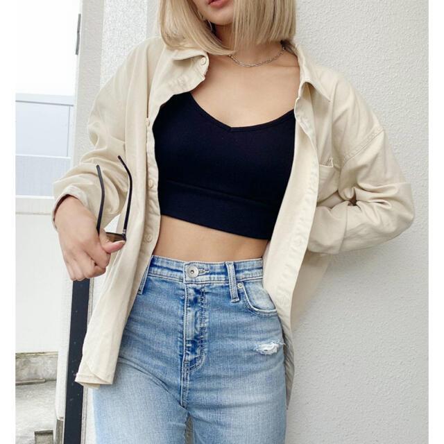 GYDA(ジェイダ)の今季♡新品  ジェイダ  シャツ レディースのトップス(シャツ/ブラウス(長袖/七分))の商品写真