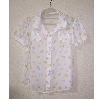 ツモリチサト(TSUMORI CHISATO)のツモリチサト ブラウス シャツ(シャツ/ブラウス(半袖/袖なし))