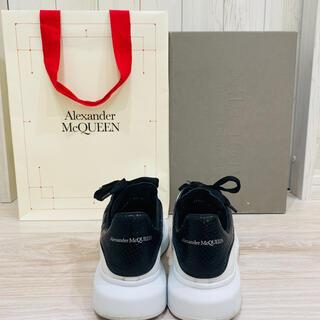 Alexander McQueen - Aleander McQUEEN アレキサンダーマックィーン スニーカー メンズ