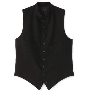 Yohji Yamamoto - Yohji Yamamoto Gabardine Vest