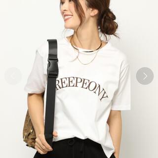 バンヤードストーム(BARNYARDSTORM)のグラフィックT ホワイト ロゴTシャツ BARNYARDSTORM フリーサイズ(Tシャツ(半袖/袖なし))