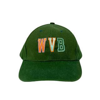 ウォルターヴァンベイレンドンク(Walter Van Beirendonck)の17AW Walter Van Beirendonck WVB刺繍ロゴキャップ(キャップ)