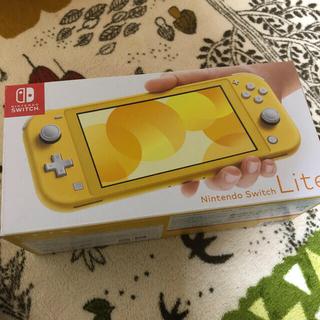 Nintendo Switch - Nintendo Switch Lite イエロー2〜3ヶ月使用