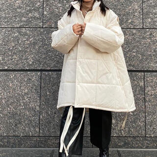 LE CIEL BLEU - LE CIEL BLEU 2wayパデッドコクーンコート