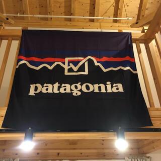 patagonia - パタゴニア Patagonia タペストリー 旗 フラッグ 新品未使用