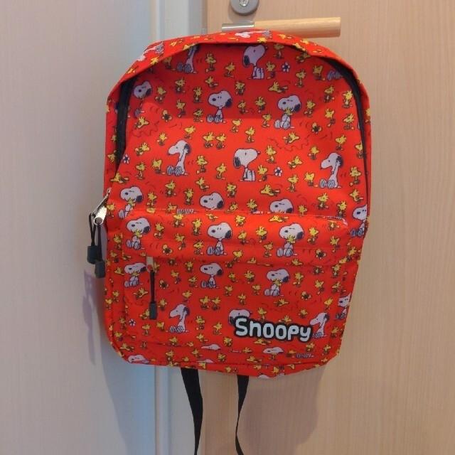 SNOOPY(スヌーピー)のSNOOPY★リュックサックプラスセット エンタメ/ホビーのエンタメ その他(その他)の商品写真