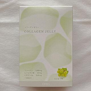 ORBIS - コラーゲンゼリー 白ぶどう味