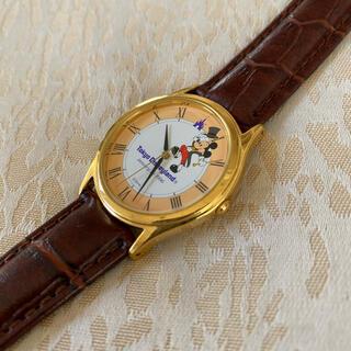 Disney - 【美品】アンティーク ミッキー腕時計 1996年製