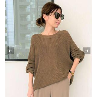 L'Appartement DEUXIEME CLASSE - 2020SS / L'Appartement / Linen Boys Knit