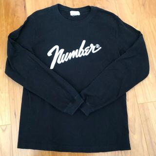 ナンバーナイン(NUMBER (N)INE)のナンバーナイン キッズ ロンT(Tシャツ/カットソー)